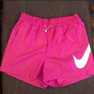 Nike running shorts size small. NWT. Swoosh!